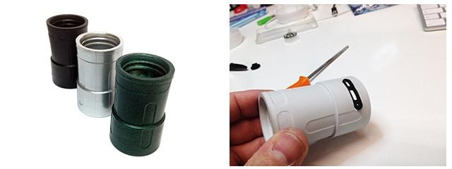 Molding prototypes