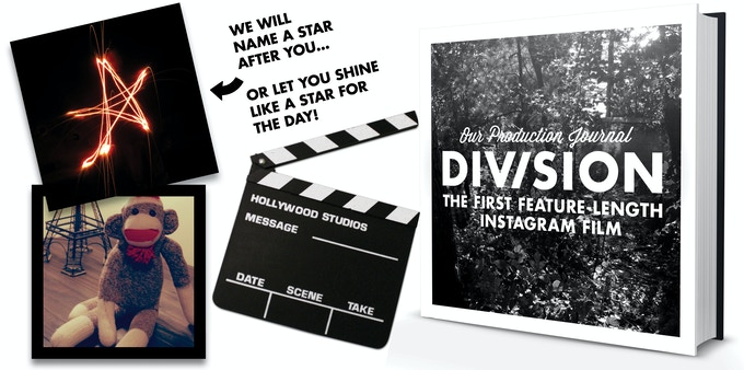 Stars, photo bombs, clapboards & production journals...oh my!