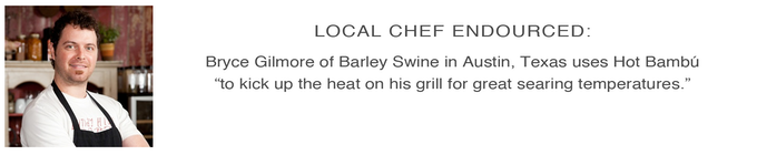 Chef Bryce Gilmore, Barley Swine – Austin, TX