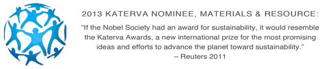 2013 Katerva Nominee
