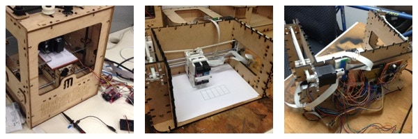 Printer development from alpha to beta prototypes