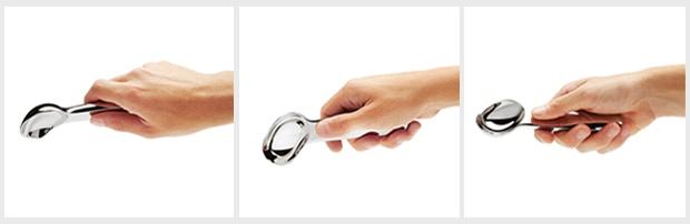 Three segment series demonstrating axial arm and wrist rotation.