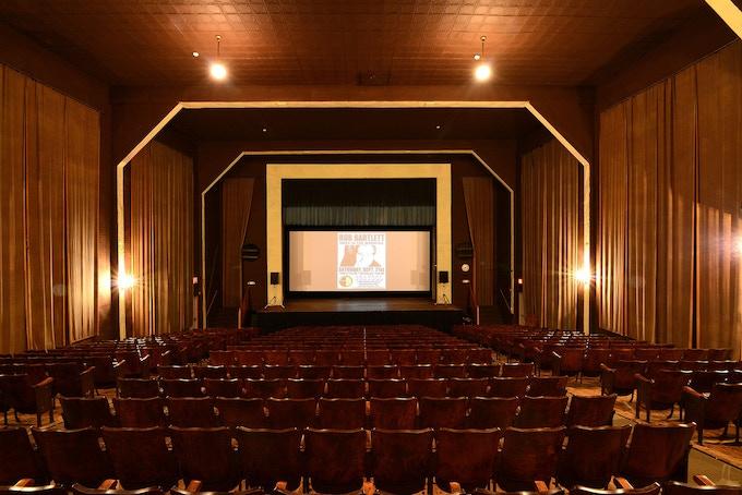 The Leavitt Theatre Ogunquit Digital Or Dark By Peter