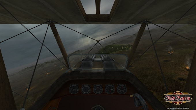 Red Baron will be top quality, both in gameplay and in beauty.