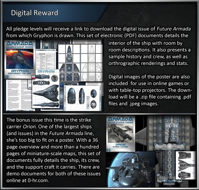 Gryphon: Starship Map & Miniature by Ryan Wolfe — Kickstarter