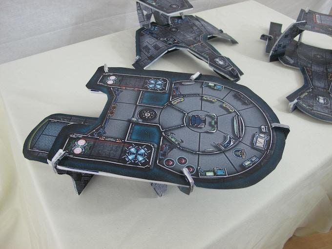 Ship Battle Boards!