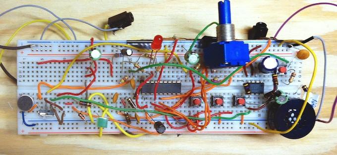 2nd generation prototype