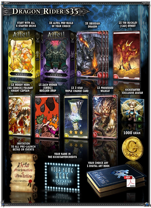 Alteil Horizons - turn based tactics card game - Relaunch by