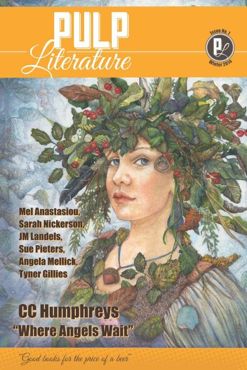 PULP Literature Magazine by Pulp Literature Press — Kickstarter