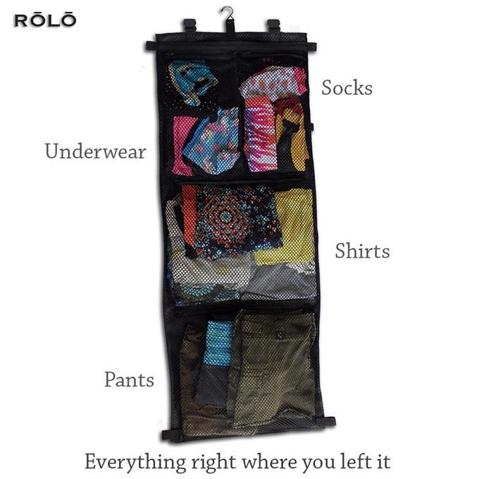 Rolo Never Unpack Again By Benjamin Taller And Cheryl