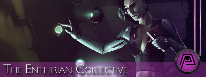 Visual Spoiler - The Enthirian Collective