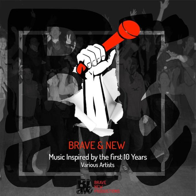"""Brave & New"" Soundtrack Cover!"
