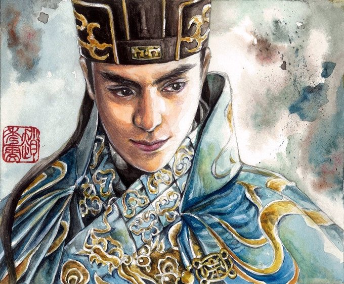 Yuan Shang: son and heir of Yuan Shao