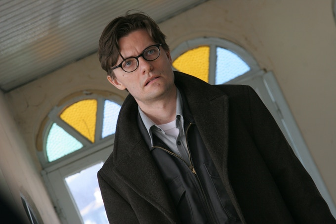 James Urbaniak as Simon in FAY GRIM (2007)