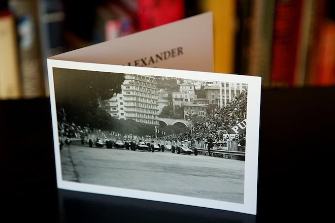 Monaco Notecard