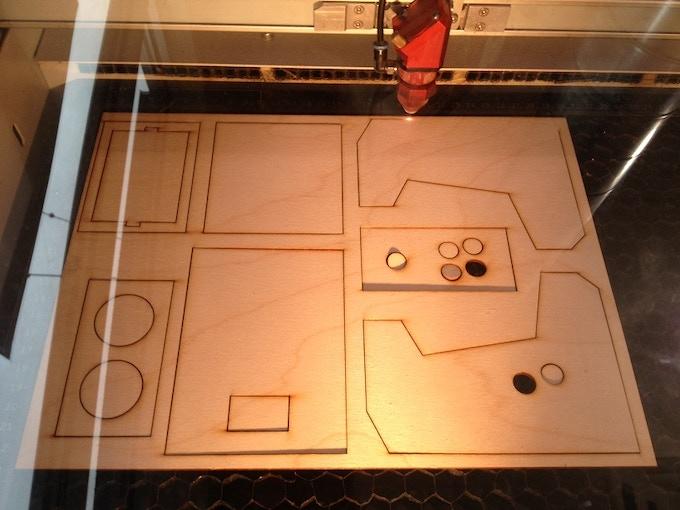 Laser design V0.5