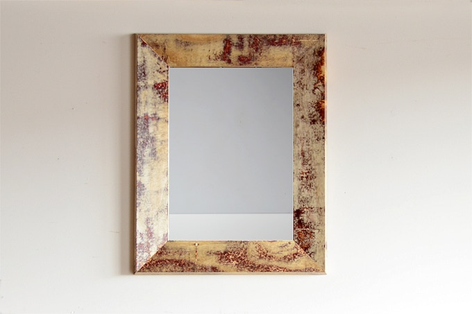 "a/Ply mirror with bevel (24 x 30"")"