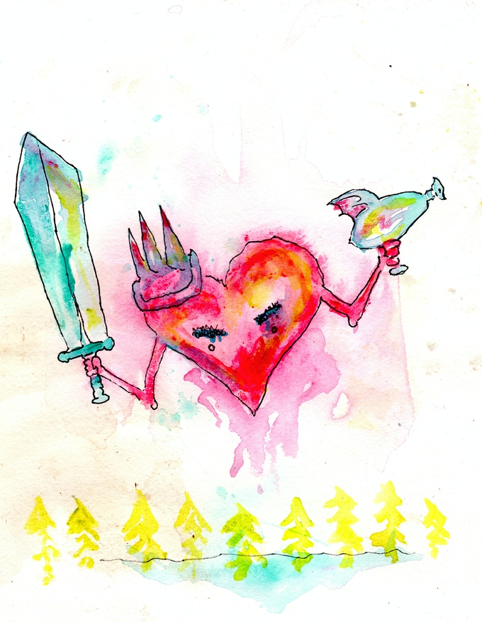 The Attack Heart.