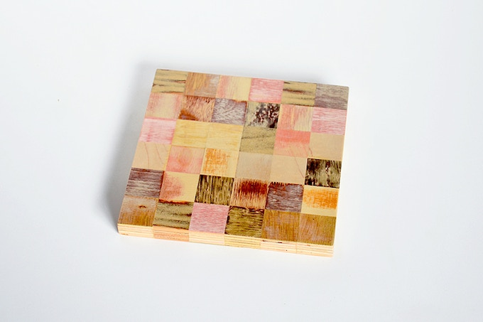 "Small Squares (6 x 6"")"