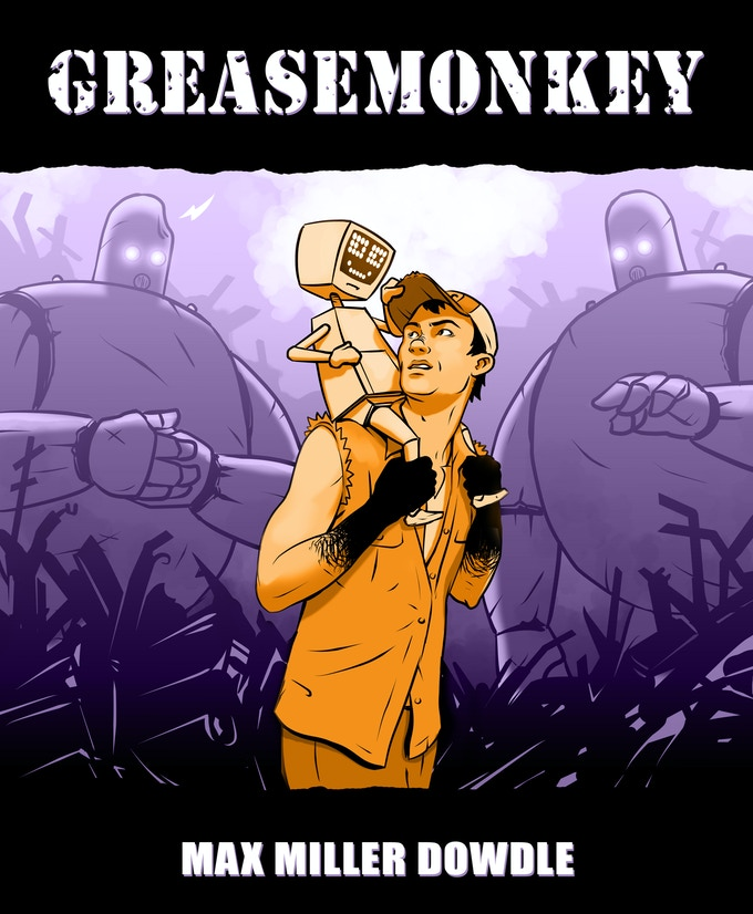 Cover for Greasemonkey