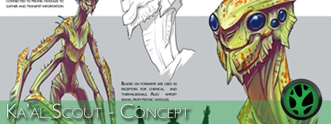 Concept Preview - Ka'al Scout