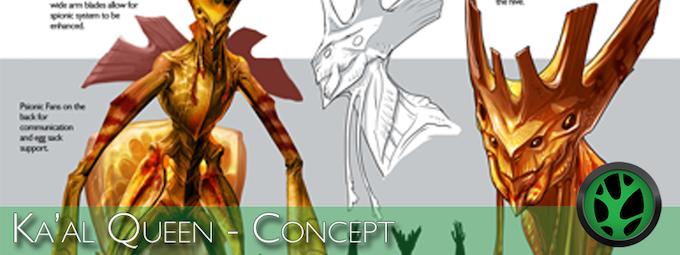 Concept Preview - Ka'al Queen