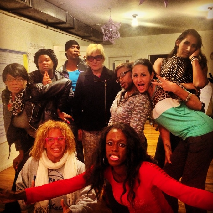 Trans Women's Theatre Troupe