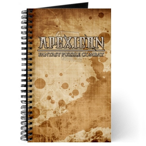 Custom journal that comes with the EARLY BIRD MEMO TIER