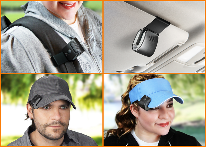 The Ultimate in Wearable Audio.