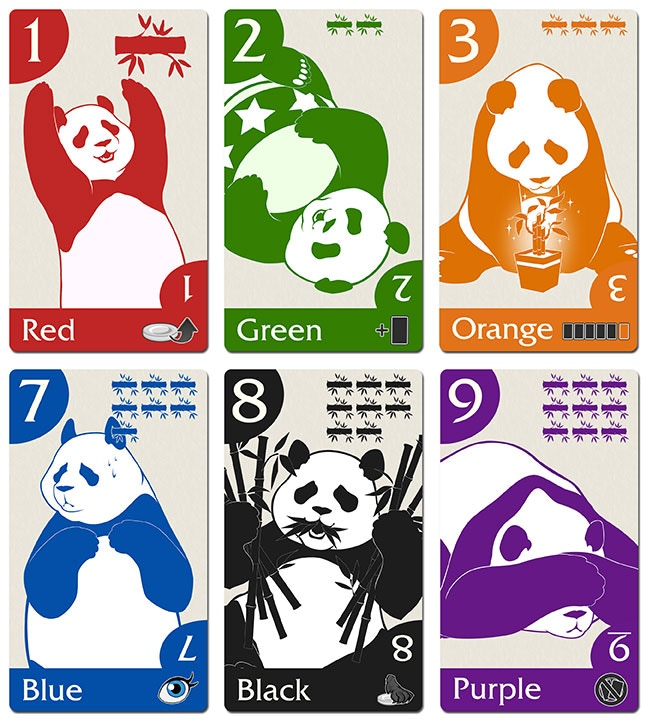 Click the image to see more Pandante cards.