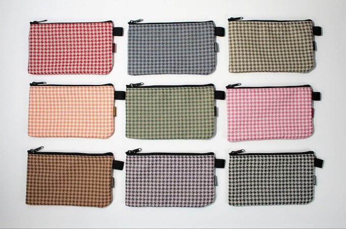 Utility Pouches in all nine colors