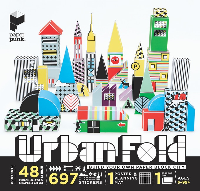 URBAN FOLD packaging cover