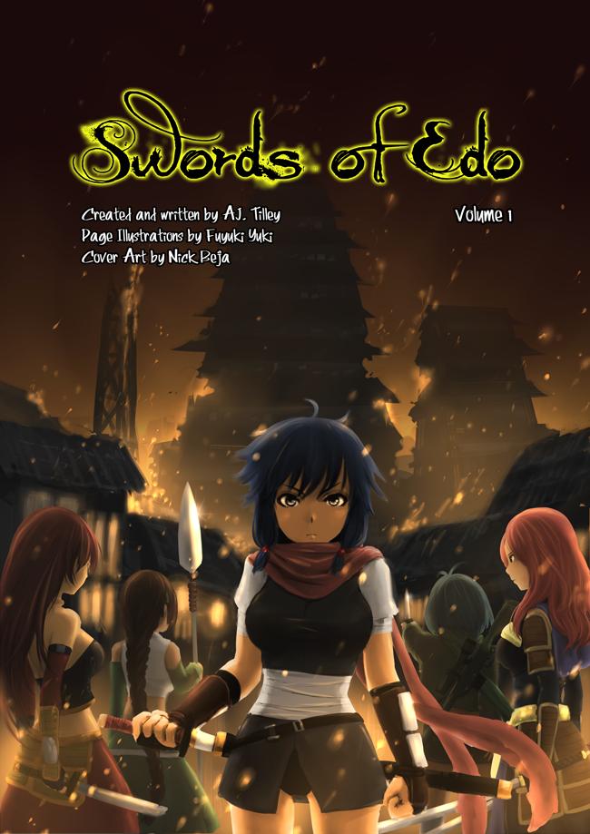 Volume 1 Cover