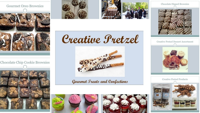 Creative Pretzel Treats and Confections
