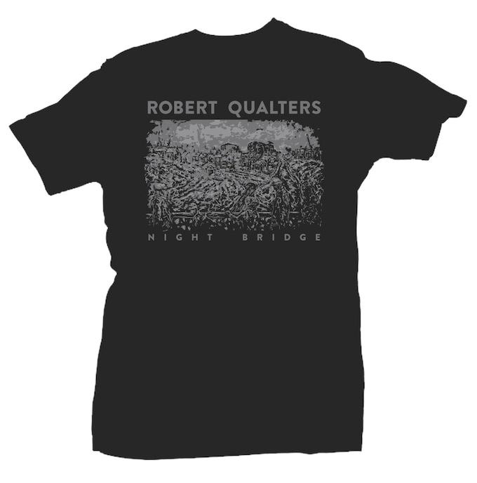 Night Bridge t-shirt (actual graphic on sample shirt)