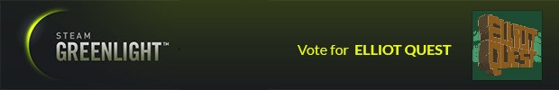 All game rewards include Steam Keys if the game gets greenlit!  Go on and vote!