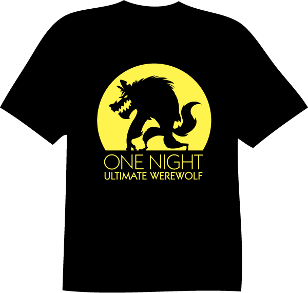 One Night Ultimate Werewolf t-shirt