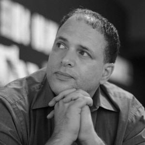 Co-editor Thurman Grant