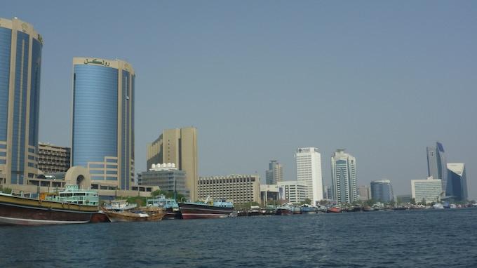 Dubai Creek, 2010