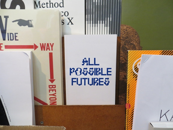 All Possible Futures Catalogue