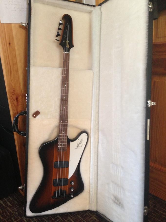 Gibson Firebird Bass
