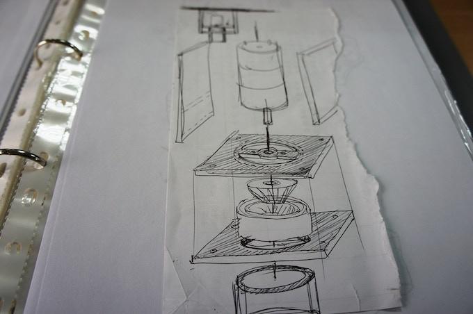 brainstorming sketch 2