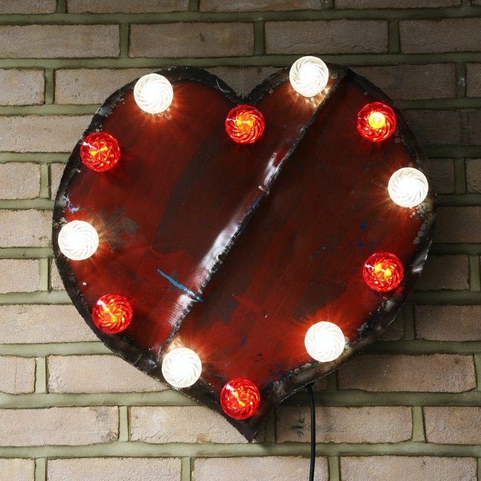 500+ neon lights own heart rustic revolution