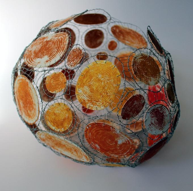 Julie Dodd 'Accumulating Cells' 2013