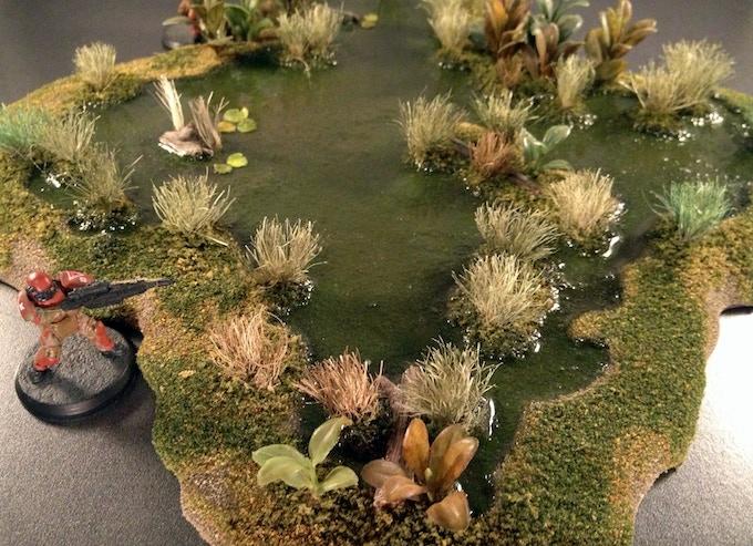Murky Swamp - Large
