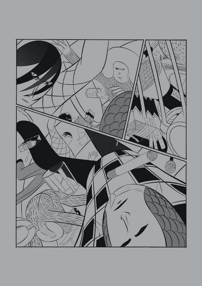 Yuichi Yokoyama, 8 Page Section
