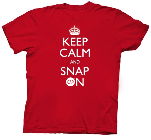 Keep Calm and Snap On!