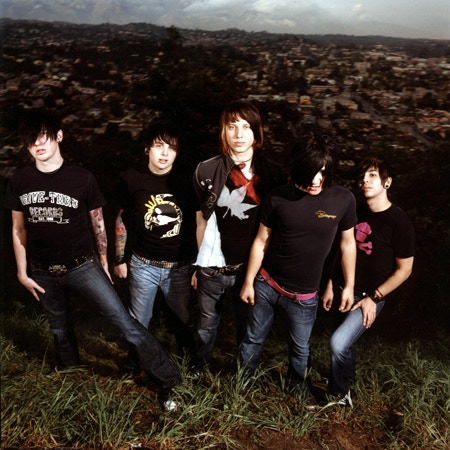 First photoshoot with Sonny and being with Epitaph records