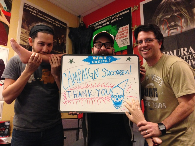 Nic, Tal, and Rob thank you for giving us a hand.