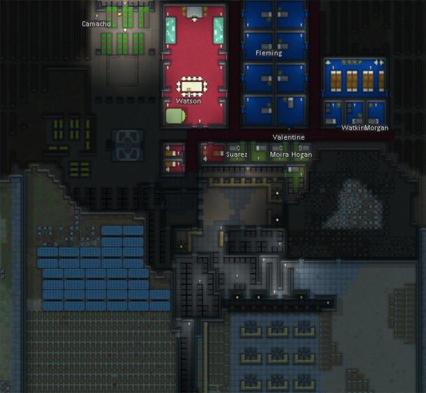 RimWorld by Tynan Sylvester » Build 254 released — Kickstarter